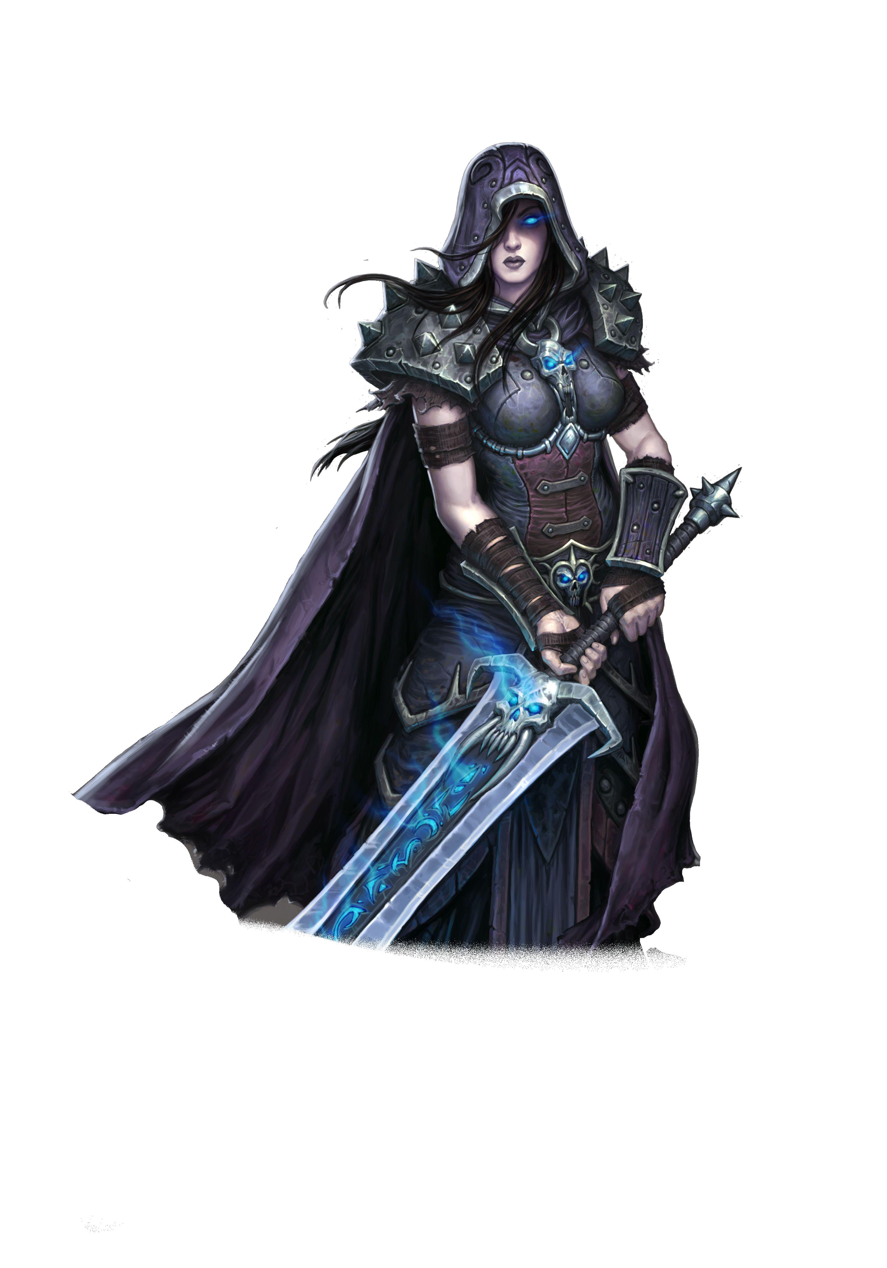 Prestige Class: Death Knight (World of Warcraft for 5th