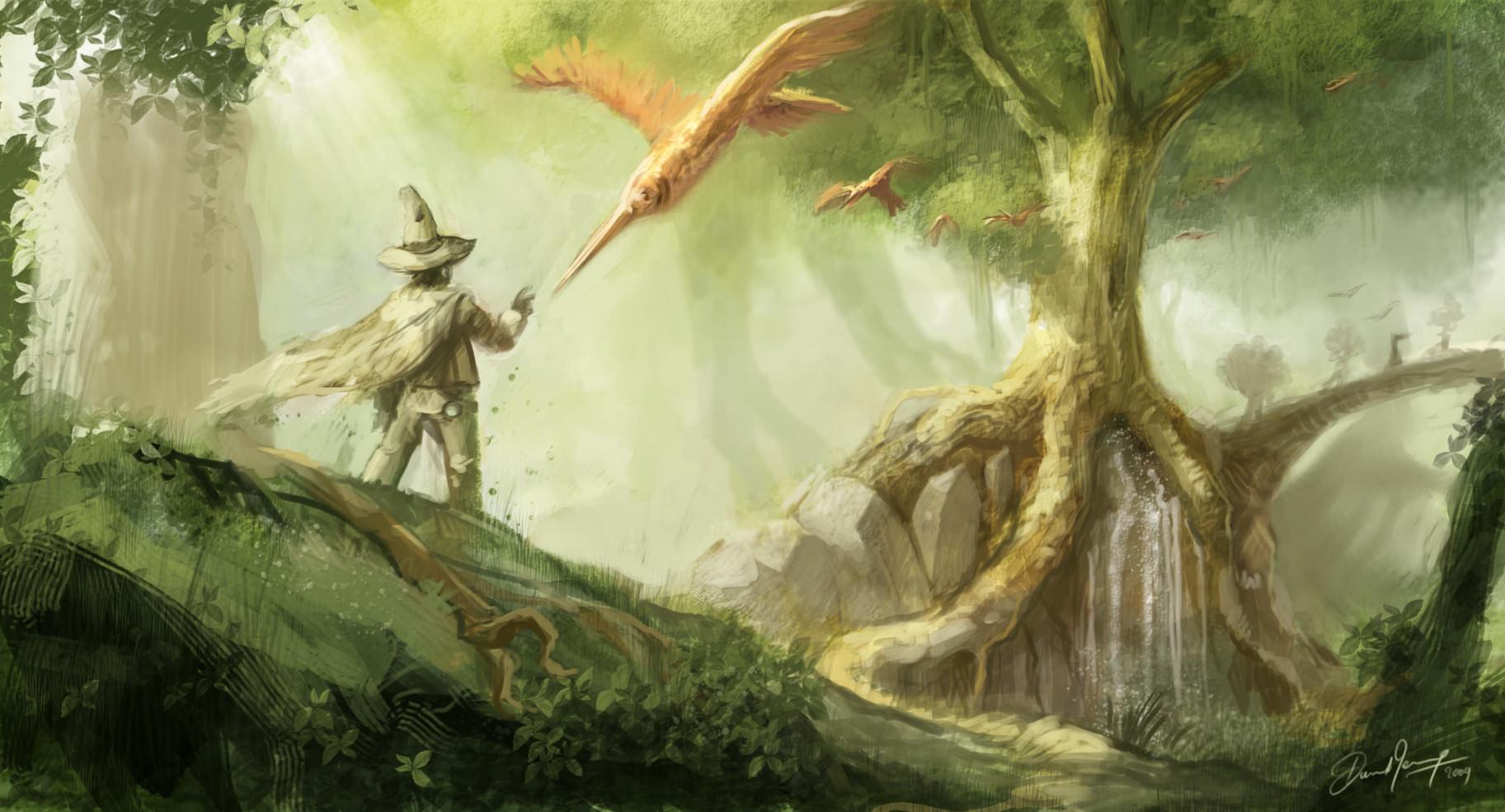 Sorcerous Origin: Fey-Touched | GM Binder
