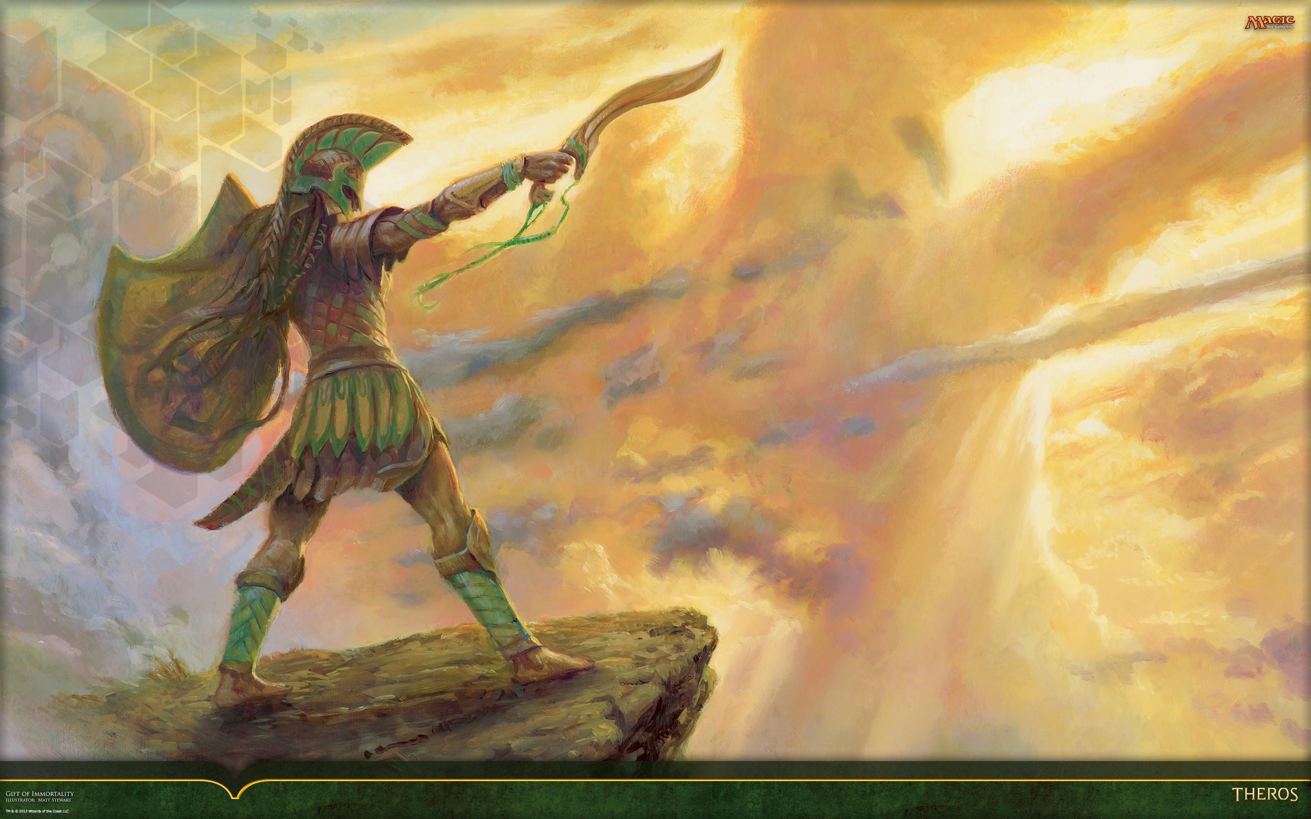 The Warrior's Codex | GM Binder