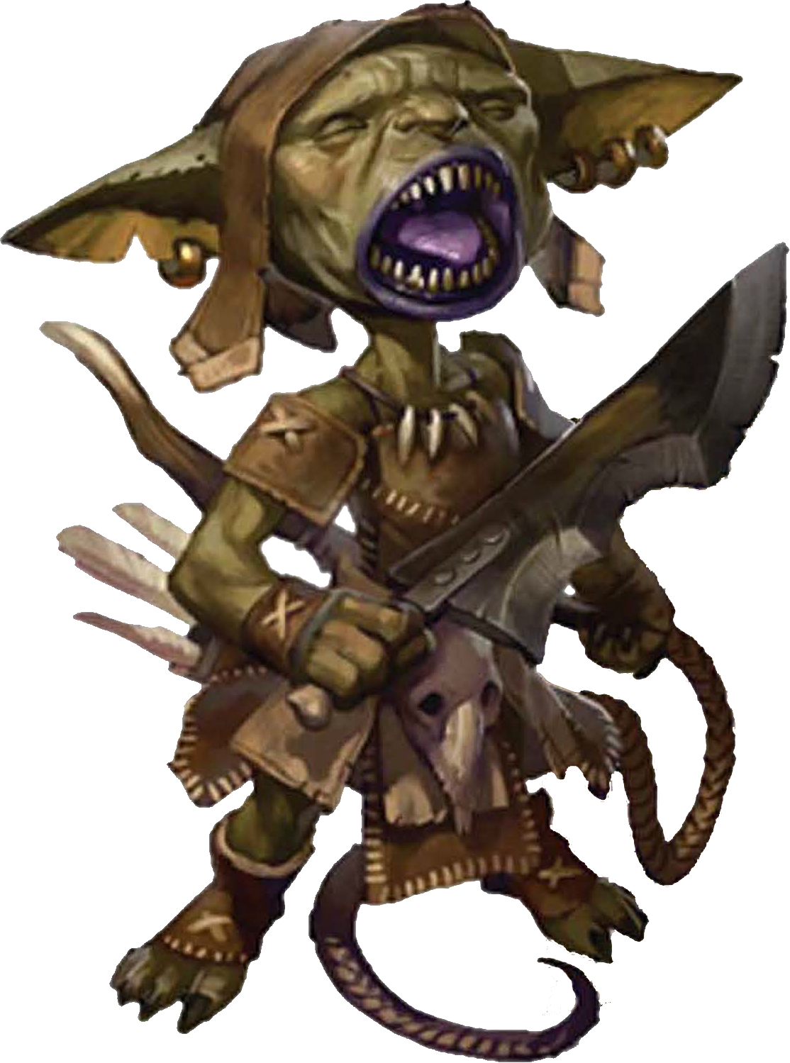 We Be Goblins 5E Characters | GM Binder