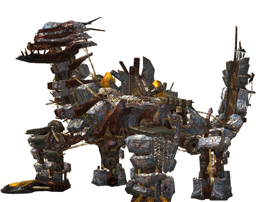 Monster Hunter Bestiary: Elder Dragons and Neopterons | GM
